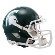 Riddell NCAA Michigan State Speed Authentic Helmet - Green