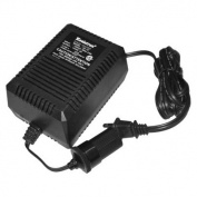 Black Power Adaptor For 12v Coolers