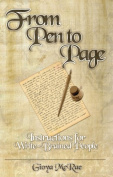 From Pen to Page (Paperback)