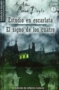 Estudio en escarlata y El signo de los cuatro / A study in scarlet and The sign of the four