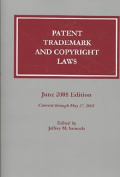 Patent, Trademark, and Copyright Laws