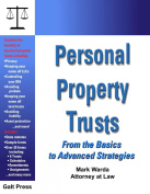 Personal Property Trusts