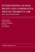 International Human Rights and Comparative Mental Disability Law