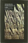 Textos para una historia politica de Siria-Palestina / Texts For A Political History Of Syria Palestine