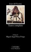 Teatro Completo / Complete Theatre