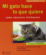 Mi Gato hace lo que Quiere/ My Cat Does What he Wants (Translation)