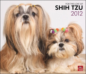 For the Love of Shih Tzu 2012 Calendar