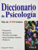 Diccionario de psicologia / Dictionary of Behavioral Science