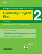 Exam Essentials Cambridge First Practice Test 2 with Key  [Audio]