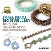 Small Beads, Big Jewellery