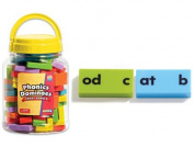 Educational Insights Phonics Dominoes Short Vowels