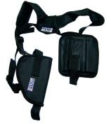 Swiss Arms holster d epaule horizontal noir - swiss arms