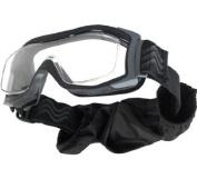 Bollé Low profile ballistic goggles - X1000 RX Tactical-, suitable for prescription spectacles