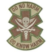 Mil-Spec Monkey Patch - Do No Harm Pirate Multicam