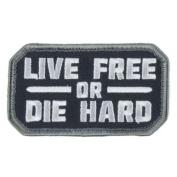 Mil-Spec Monkey Patch - Live Free SWAT