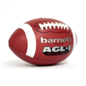 AGL-1 american football ball match, composite leather, size senior, brown