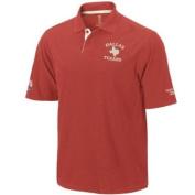 Dallas Texans Red Reebok Retro Polo Shirt