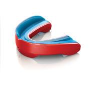 Shock Doctor Nano Double Mouthguard Adult Red