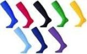 Knee High Football Coloured Sports Socks