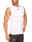 Under Armour Men's HeatGear Sonic Compression Sleeveless