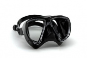 Cressi Big Eyes Wide View Scuba Snorkelling Dive Mask