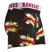 Bawbags Fitted Boxers - Kapow Blue