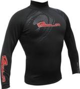 Sola Thermal Poly Pro Plush Wetsuit Rash Vest Canoe Kayak Surfing Jetski UV top
