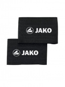 Jako Shin Guard Band Sock Ties (pair) - Black