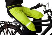 Rainlegs Black Waterproof Leg Protector