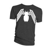 Official Marvel Venom Logo Adult T-Shirt