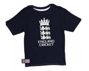 ECB England Cricket Boy's Graham Swann Tee