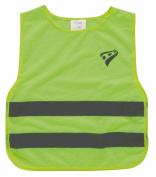 Rucanor Safety ReflectIVe Runners Vest