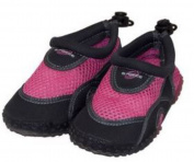 Gul Childs & Adults GForce outdoor Wetshoes Aqua Beach Wetsuit Shoes - pink or red