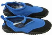 Nalu Adults Blue Black Aqua Shoes