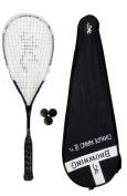 Browning Oxylite 140 Nano Ti Squash Racket + Pack of Dunlop Squash Balls