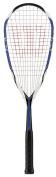 Wilson K 145 Squash - 70cm , Blue/White