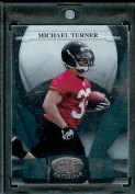 2008 Leaf Certified Materials Football Card #8 Michael Turner / Atlanta Falcons / NFL Trading Card in