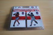 Boston Red Sox TriStar 2008 Trading Cards Team Set