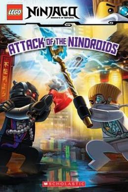 Attack of the Nindroids (Lego Ninjago: Reader) (Lego Ninjago)