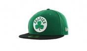New Era Boston Celtics Basic 2-Tone 59FIFTY Fitted NBA Cap