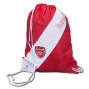 Arsenal Gym Bag Stripe
