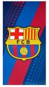 Official Football Team Stripe Towel
