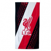 Liverpool FC. Stripe Beach Towel
