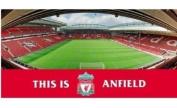 Liverpool Stadium Towel