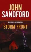 Storm Front [Large Print]