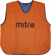 Mitre Soccer Pro Reversible Training Bib