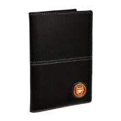Arsenal FC Executive Golf Scorecard Holder - Black/White
