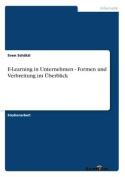 E-Learning in Unternehmen - Formen Und Verbreitung Im Uberblick [GER]