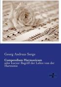 Compendium Harmonicum [GER]