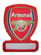 OFFICIAL ARSENAL F.C. DOOR NAME PLATE
